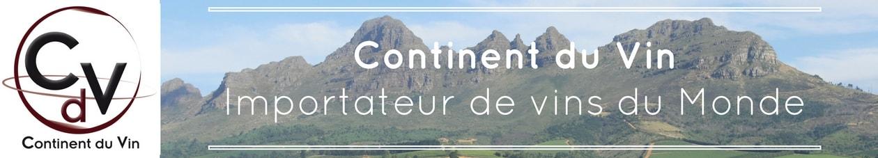 Continent du Vin- Importateur de Vin du Monde