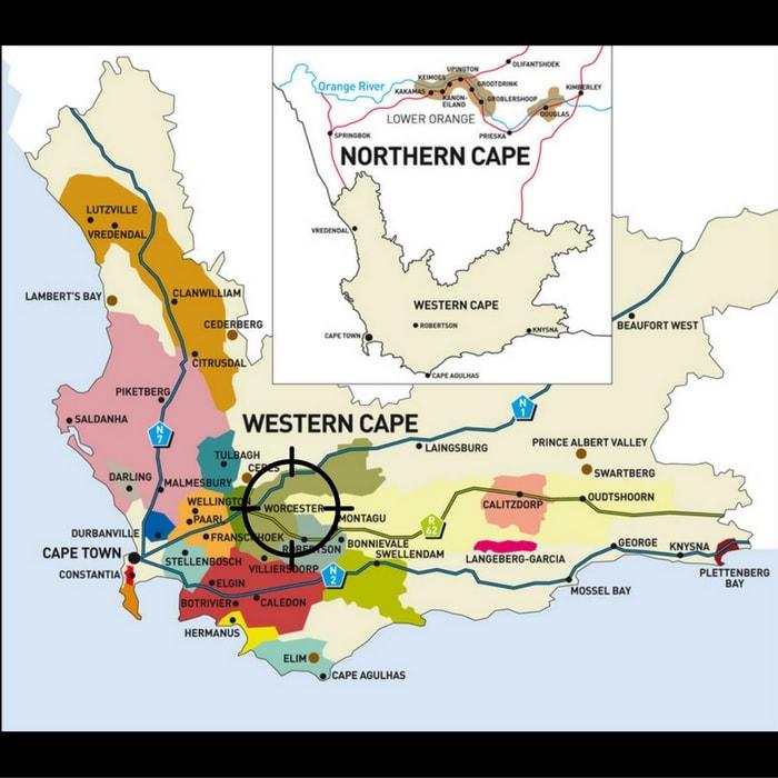 footprint continent du vin