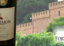 Tasting Afrique du Sud: Fort Simon Chenin 2004