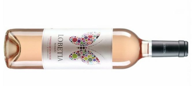 DOMINIO de PUNCTUM – Lobetia Rosado – Vin Espagnol