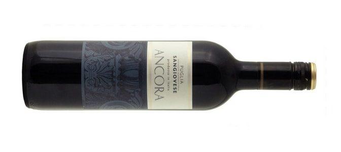 ANCORA – Sangiovese di Puglia – Vin Italien