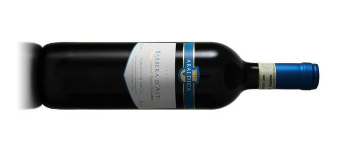 ARALDICA – Barbera d'Asti – Vin Italien