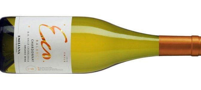 EMILIANA – Eco Balance Chardonnay – Vin Chilien