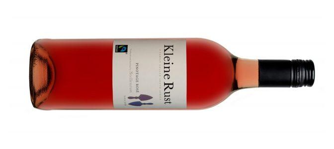 STELLENRUST – Kleine Rust Rosé – Vin d' Afrique du Sud