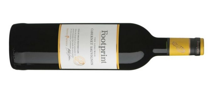 FOOTPRINT – Cabernet Sauvignon – Vin Sud Africain