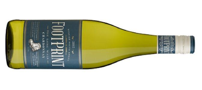 FOOTPRINT – Chardonnay – Vin d' Afrique du Sud
