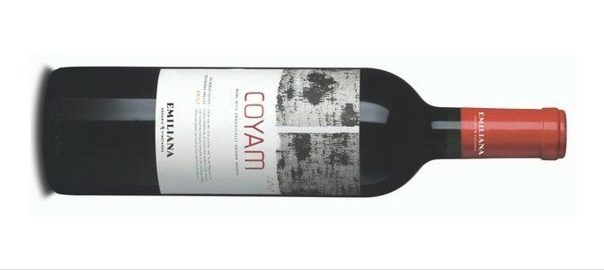 EMILIANA – Coyam – Vin du Chili