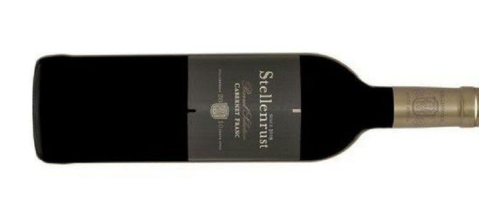 STELLENRUST – Cabernet Franc – Vin d'Afrique du Sud