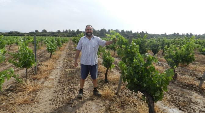 Rencontre avec Sebas- Marsilea- DO Valencia