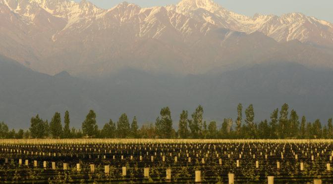 Uco Valley – Argentine