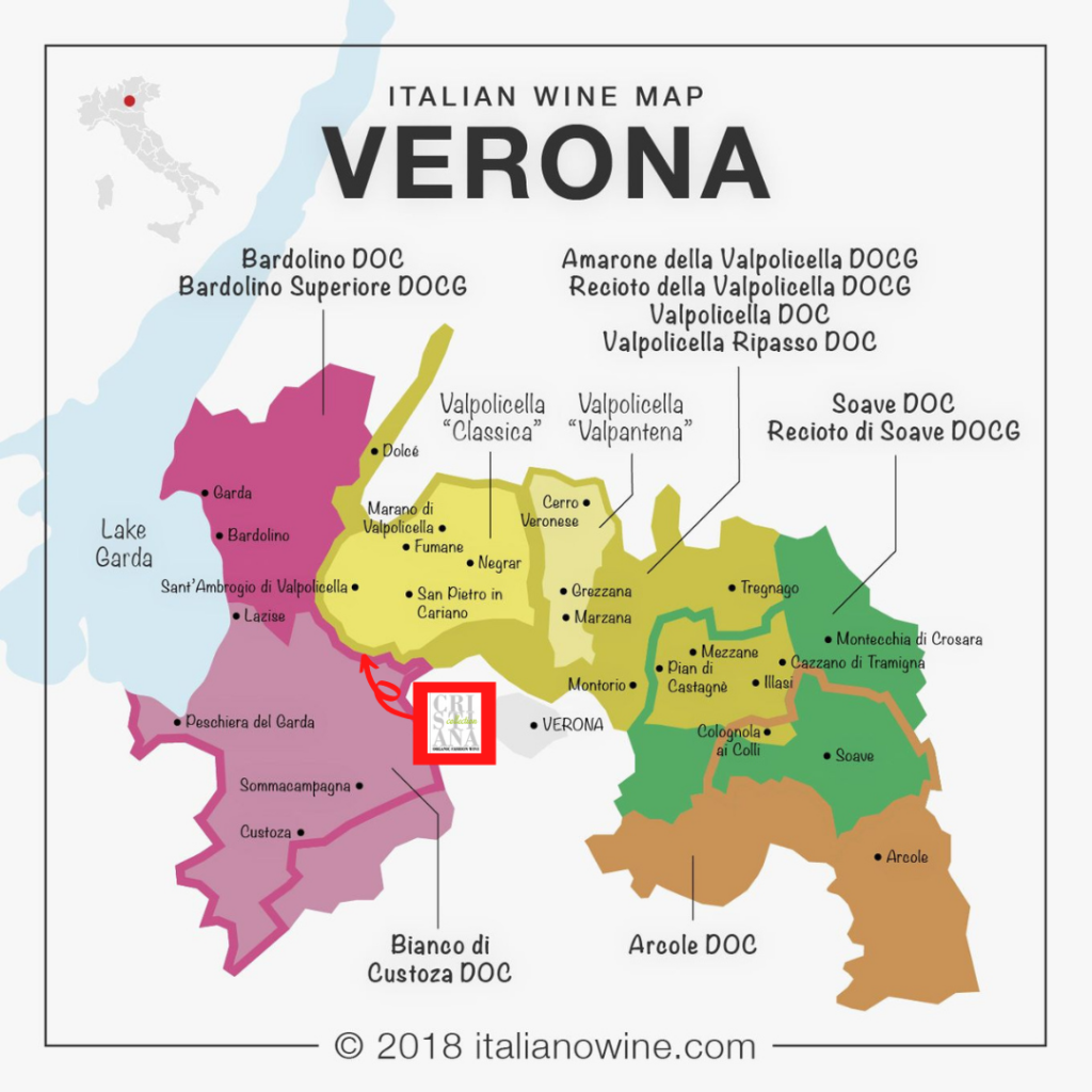 Appellations Valpolicella, Ripasso et Amarone